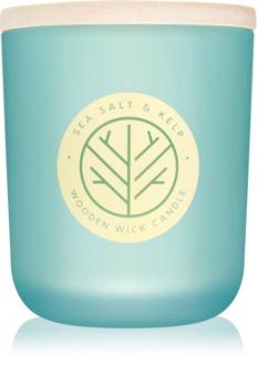 DW Home Sea Salt & Kelp vonná svíčka 320,49 g s dřevěným knotem
