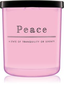 DW Home Peace lumânare parfumată  434,32 g