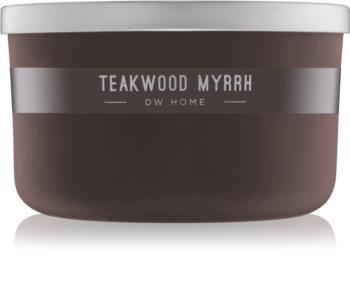 DW Home Teakwood Myrrh bougie parfumée 363,44 g