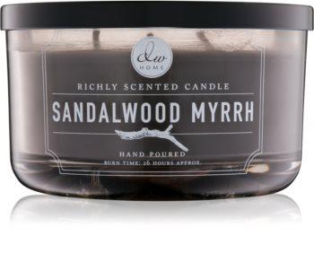 DW Home Sandalwood Myrrh ароматизована свічка  363,44 гр