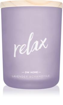 DW Home Relax  vela perfumado 210,07 g
