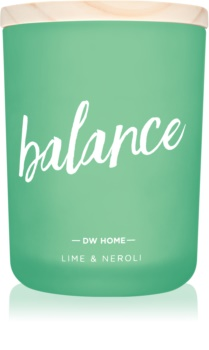 DW Home Balance bougie parfumée 425,53 g