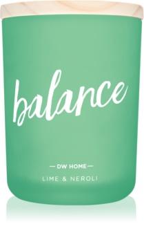 DW Home Balance lumânare parfumată  esantion 425,53 g