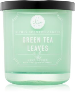 DW Home Green Tea Leaves Scented Candle 274,71 g