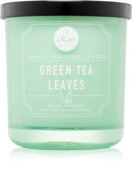 DW Home Green Tea Leaves świeczka zapachowa