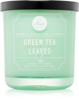 DW Home Green Tea Leaves vonná svíčka 274,71 g