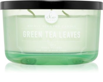 DW Home Green Tea Leaves Scented Candle 390,37 g