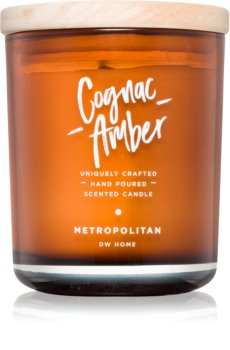 DW Home Cognac Amber lumânare parfumată  247,77 g