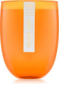DW Home Tangerine Thyme vonná sviečka 436,30 g s dreveným knotom