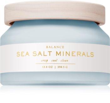 DW Home Sea Salt Minerals vonná sviečka 390,5 g