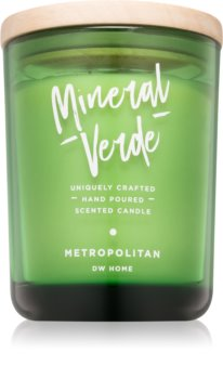 DW Home Mineral Verde scented candle