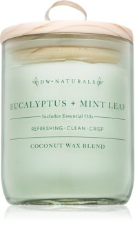 DW Home Eucalyptus + Mint Leaf Scented Candle 500,94 g