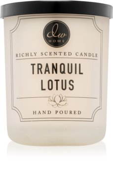 DW Home Tranquil Lotus Scented Candle 113,4 g