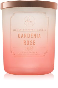 DW Home Gardenia Rose ароматизована свічка  453 гр