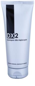 DX2 Men σαμπουάν κατά το γκριζάρισμα των σκούρων μαλλιών