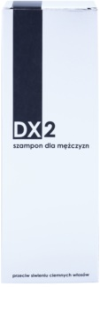 DX2 Men shampoing anti-cheveux gris