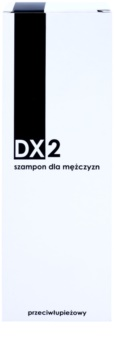 DX2 Men sampon anti-matreata si caderea parului