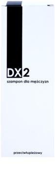 DX2 Men šampon proti lupům a vypadávání vlasů