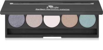 E style Perfect Harmony Palette палітра тіней з дзеркальцем