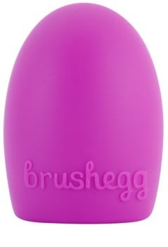E style Brush Egg silikónová pomôcka na čistenie štetcov