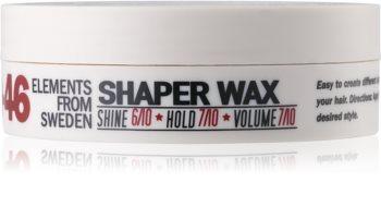 E+46 Styling vosk na vlasy se silnou fixací