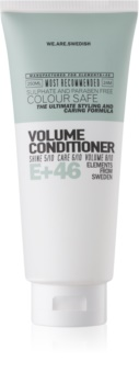 E+46 Volume Volume Condicioner without Sulfates and Parabens