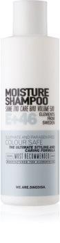 E+46 Moisture hydratačný šampón pre suché a slabé vlasy