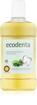 Ecodenta Green Multifunctional рідина для полоскання  рота