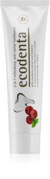 Ecodenta Green Tartar Eliminating pasta de dentes refrescante contra placa