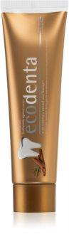 Ecodenta Expert Cinnamon dentifrice au fluorure contre les caries