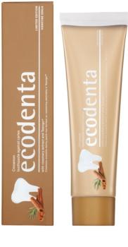 Ecodenta Cinnamon paszta fogszuvasodás ellen