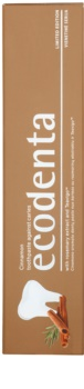 Ecodenta Cinnamon pasta  anticaries