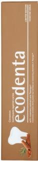 Ecodenta Cinnamon pasta przeciw próchnicy