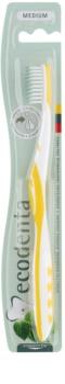 Ecodenta Ergonomic Toothbrush Medium