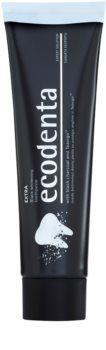 Ecodenta Extra μαύρη λευκαντική οδοντόκρεμα