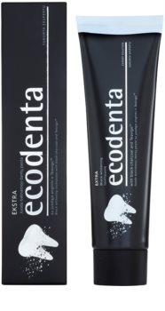Ecodenta Extra Crna zubna pasta za izbjeljivanje