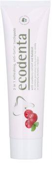 Ecodenta Kalident освіжаюча зубна паста проти утворення зубного каменю 2 в 1