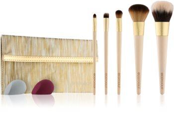 EcoTools Face Tools kit de pinceaux pour une peau éclatante