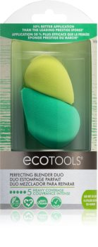 EcoTools Perfecting Blender Duo éponge à maquillage 2 pièces