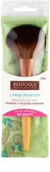 EcoTools Face Tools pensula pentru aplicarea pudrei mare