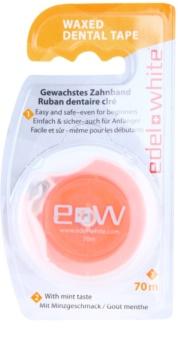 Edel+White Waxed Dental Tape hilo dental