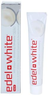 Edel+White Whitening избелваща паста срещу зъбна плака