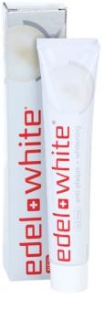 Edel+White Whitening Zahnweißer-Paste gegen Plaque