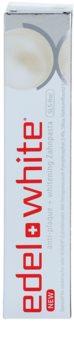 Edel+White Whitening bělicí pasta proti zubnímu plaku