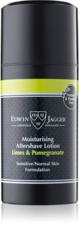 Edwin Jagger Limes & Pomegranate balsamo post-rasatura per pelli miste