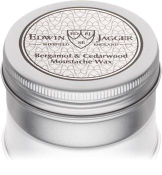 Edwin Jagger Bergamot & Cedarwood vosek za brke