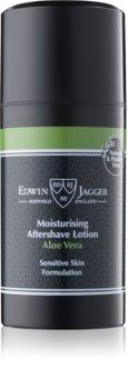 Edwin Jagger Aloe Vera Aftershave Balsem  voor Gevoelige Huid