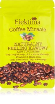 Efektima Institut Coffee Miracle piling za nežno in gladko kožo