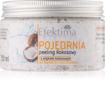 Efektima Institut Coconut peeling na spevnenie pokožky
