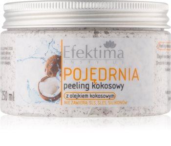 Efektima Institut Coconut скраб для зміцнення шкіри